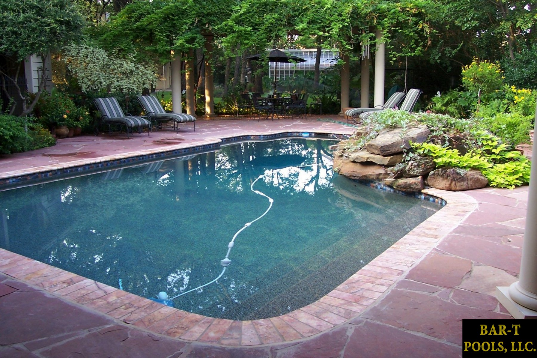 ... Swimming Pools #026 By Bart T Construction Company ...